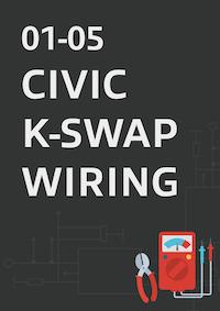 01-05 Civic K-Swap Wiring Guide